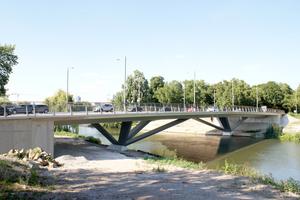 Ausgezeichnet: Bleichinselbrücke Heilbronn
