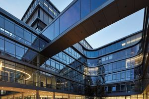 Siemens Headquarters, München von Henning Larsen Architects