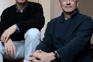 Ritz Ritzer und Rainer Hofmann