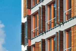 Wunsch und Programm der Baugruppe waren größere und kleinere Wohnungen, die eine gemischte und generationenübergreifende Bewohnerstruktur ermöglichen