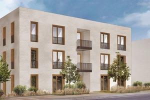 Das kleine Baugruppenprojekt in Potsdam erfolgte nach städtischem Konzeptverfahren