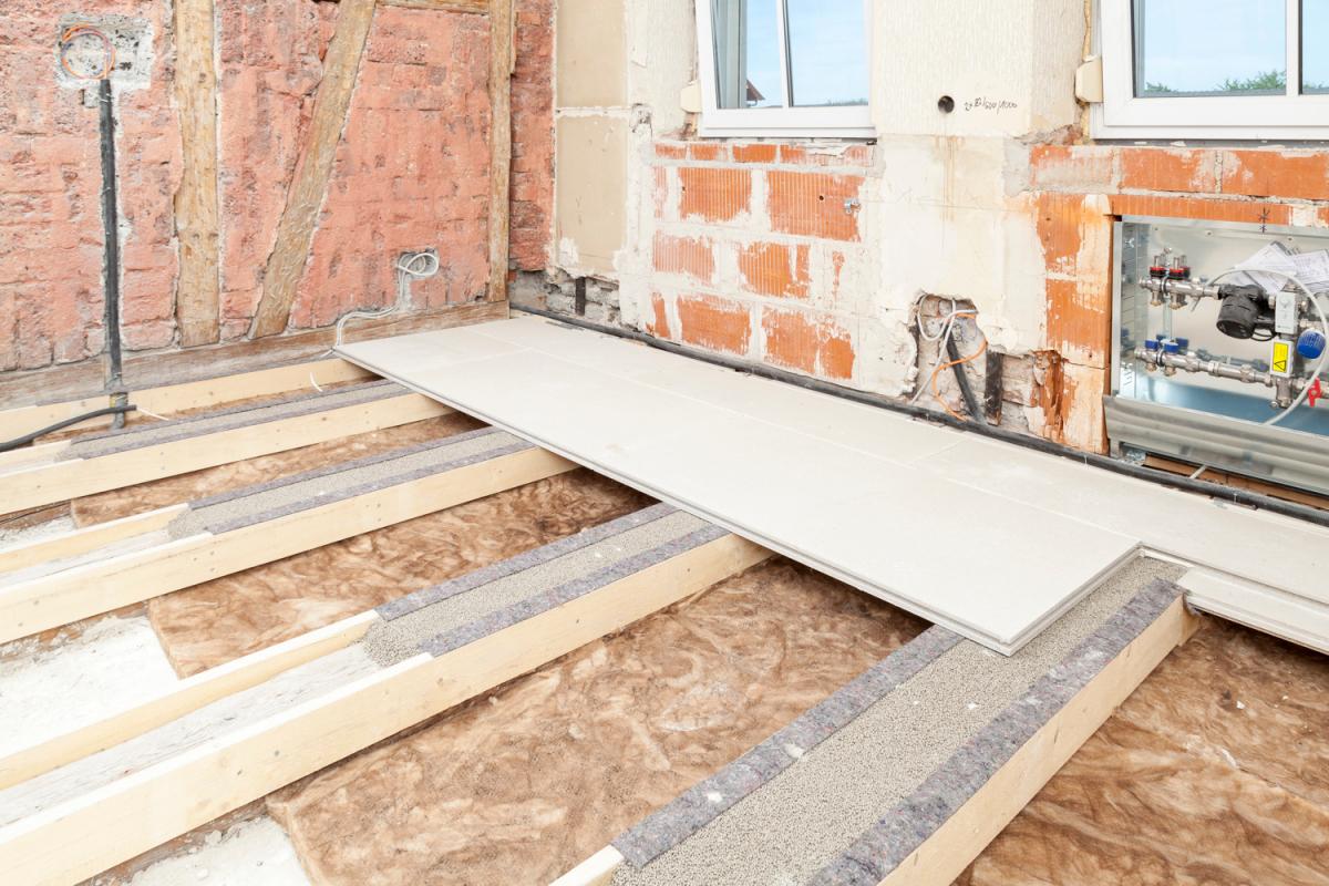 Sanierung Von Holzbalkendecken Deutsche Bauzeitschrift