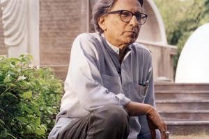 Der Pritzker Preisträger 2018 ist Balkrishna Doshi