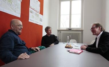 DBZ Heftpaten bogevischs buero in muenchen DBZ Deutsche BauZeitschrift