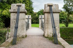 Brückenbaupreis 2018: Instandsetzung der Schaukelbrücke in Weimar