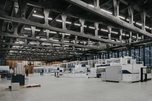 Gewinner des Preis des Deutschten Stahlbaues: Trumpf Smart Factory – Chicago, von Barkow Leibinger, Berlin