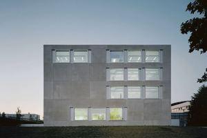 Neubau Seminargebäude Hochschule der Medien, Stuttgart