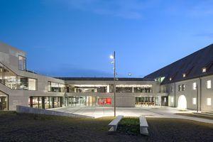Campus der Zeppelin-Unviversität in Friedrichshafen