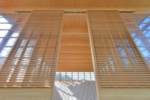 Den Planern ist mit der Salzlagerhalle eine intelligente und architektonisch überzeugende Lösung gelungen