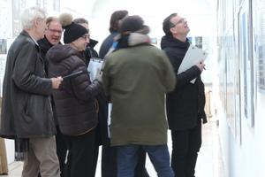 Es gab noch mehr zu sehen als vor zwei Jahren: Am 2. März traf sich die neunköpfige Jury, um die 85 eingereichten Arbeiten zu bewerten