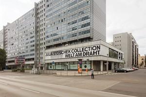 Das Gebäude des Tschechischen Museums in der Leipziger Straße wurde in den Jahren nach 1969 als Teil eines städtebaulichen Großprojekts der DDR unter der Leitung des Kollektivs Werner Straßenmeier (Hochbau) errichtet