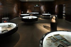 Literaturmuseum der Moderne, Marbach: Die Architektur fordert zugleich <br />mystische als auch klare Raumbilder