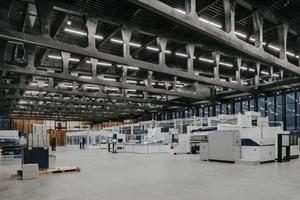 Gewinner des Preises des Deutschen Stahlbaus: Trumpf Smart Factory –<br />Chicago, von Barkow Leibinger, Berlin