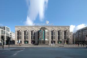 Entwurf Manfred Prasser: Friedrichstadt-Palast