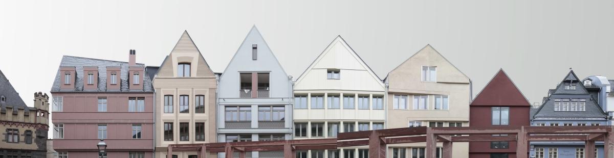 Das neue auf dem neuen alten frankfurts altstadt ist ganz neu deutsche bauzeitschrift - Dreibund architekten ...