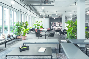Design Offices Köln Gereon<br />Coworking Space<br />