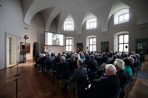 Festvortrag Arno Lederer im Ovalsaal