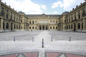 Ort der Verleihung des Balthasar Neumann Preises 2018: die Würzburger Residenz. Baumeister: Balthasar Neumann