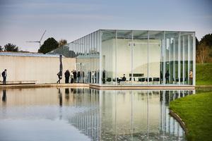 Langenfoundation von Tadao Ando