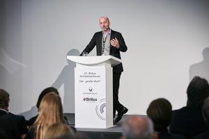 Frank Boehm, geschäftsführender Vorstand <br />Stiftung Insel Hombroich