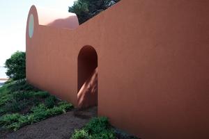 Farbe, Form, Licht: keine Innovation, eher eine schöne Hommage an die Wirkkraft des Einfachen in der Architektur