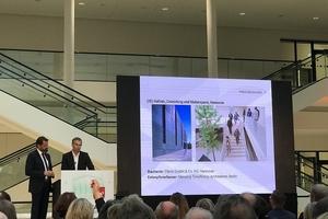 Die dritte Nominierung wurde von der Jury schließlich auch zum Staatspreis gekürt: der Coworking und Makerspace Hafven in der Nordstadt von Hannover.