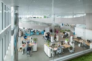 Dynamische Arbeitswelten können Forschungsdynamik entwickeln<br />