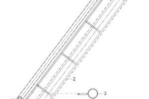 Detail Zu- und Abluft, M 1:50
