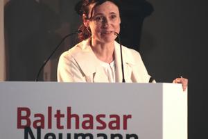 Laudatorin Anne-Julchen Bernhardt