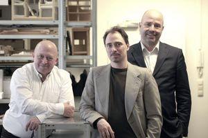 "<p><strong>Hild und K Architekten: </strong><br />Dionys Ottl, Matthias Haber, Andreas Hild</p><p></p><p><a href=""http://www.hildundk.de"" target=""_blank"">www.hildundk.de</a></p>"