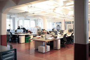 """<irspacing style=""""letter-spacing: 0.005em;"""">Arbeiten im Lindwurmhof bei Hild und K Architekten</irspacing>"""