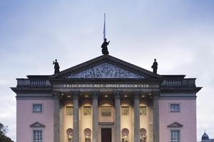 Portikus der Staatsoper<br />