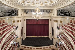Das neue Bühnenhaus<br />
