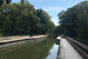 Ludwig-Donau-Main-Kanal - einer der ersten Fernwasserstraßen in Europa