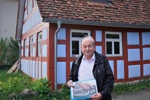 Sanieren statt abreißen: Das kleine Schweinsdorf bei Rothenburg ob der Tauber hat mehr als 25 Maßnahmen zur Dorfkern-Sanierung umgesetzt