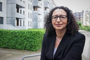 Die Bauingenieurin Lamia Messari-Becker ist Mitglied im Sachverständigenrat für Umweltfragen und berät die Bundesregierung in puncto nachhaltige Stadtentwicklung
