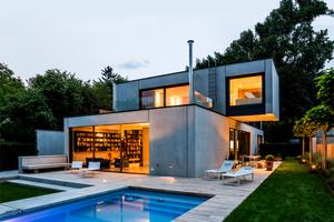 Puristisches Einfamilienhaus – Beispiel für das außergewöhnliche Potenzial der Betonarchitektur