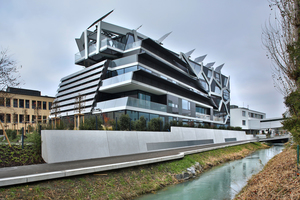 active energy building, Vaduz (Liechtenstein)