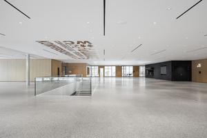 Das Foyer der Inselhalle