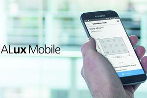 Mit DIALux Mobile hat das DIAL eine App zur Lichtplanung auf den Markt gebracht, mit der Nutzer vor Ort mit realen Produkten Licht im Innenraum planen