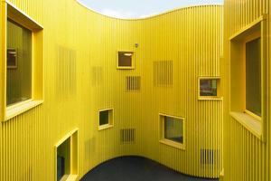 Tellus, Kindertagesstätte Ort: Telefonplan, Stockholm Architekt: Tham & Videgård