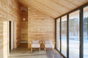 Timber House Ort: Roslagen Architekt: Gustav Appell
