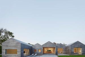 Villa N1 Ort: Westküste Schwedens Architekt: Jonas Lindvall
