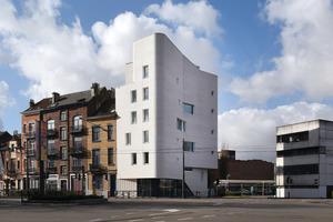 MSA, V+: NAVEZ - 5 Sozialwohnungen, Brüssel, BE