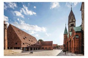 Lundgaard & Tranberg Architects: Kannikegården, Ribe, DK
