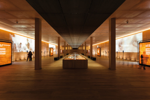 Rudy Ricciotti: Rivesaltes Memorial Museum, Rivesaltes, FR
