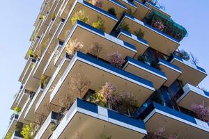 Vielfach ausgezeichnet: Bosco Verticale in Mailand (Architekten: Boeri Studio)