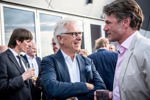 Jürgen Engel und Georg Gewers<br />