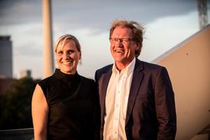 Sandra Greiser und Burkhard Fröhlich