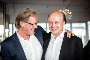 Burkhard Fröhlich und Alfred Schelenz